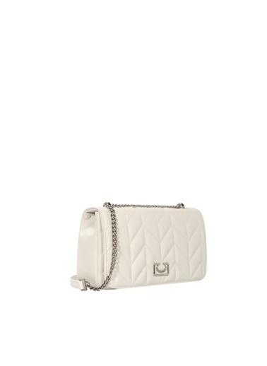 Cengiz Pakel 3671 Omuz Çantaları Beyaz
